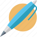 office, pen, school, stationary, supplies, write, writing icon