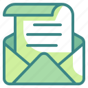 document, envelope, interface, mail, mailing, paper
