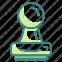 certificate, document, material, office, oficial, signature, stamper