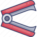 office, remover, staple, stationery, supplies, tool icon