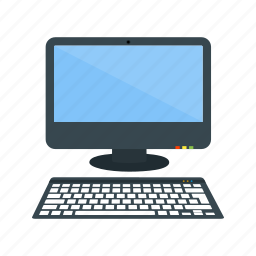computer, desktop, laptop, monitor, office, pc, screen icon
