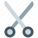 cut, document, edit, scissor, scissors icon