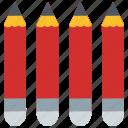 color, color pencils, colors, design, draw, pencil, pencils icon