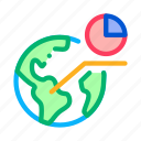 analytics, earth, globe, international, planet, statistician, worldwide