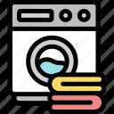 activities, home, machine, stay, washing