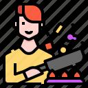 avatar, chef, cooking, kitchen