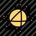 atom, molecular, nuclear, physics, science icon