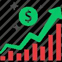 growth, profit, investment, bull market, bullish, earning, stock