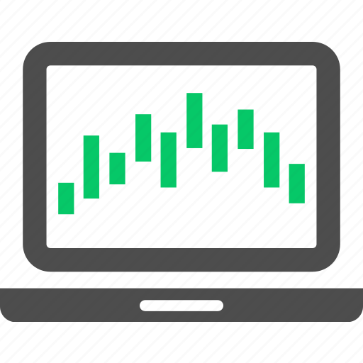 analytics, chart, graph, report, statistics, stock, trade icon