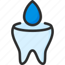dental, dentist, drop, liquid, medicine, stomatology, tooth