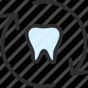 change, dental, dentist, refresh, stomatology, teeth, tooth
