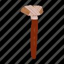 ax, period, prehistoric, stone, stone age, tool icon