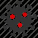 corona, coronavirus, infection, influenza, outbreak, respiratory, sars virus icon