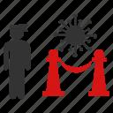 contamination, outbreak, prevention, protection, protective, quarantine, virus icon