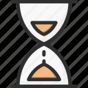 marketing, sand, sandwatch, strategy, time, watch icon