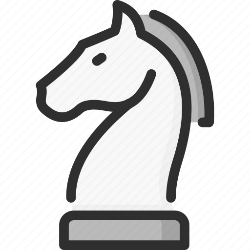 Horse, knight, marketing, strategy icon - Download on Iconfinder