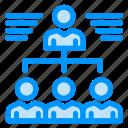 businessman, group, team, teamwork, user icon
