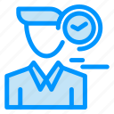 appointment, clock, male, time, user icon