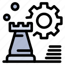 business, chess, config, setting, strategy