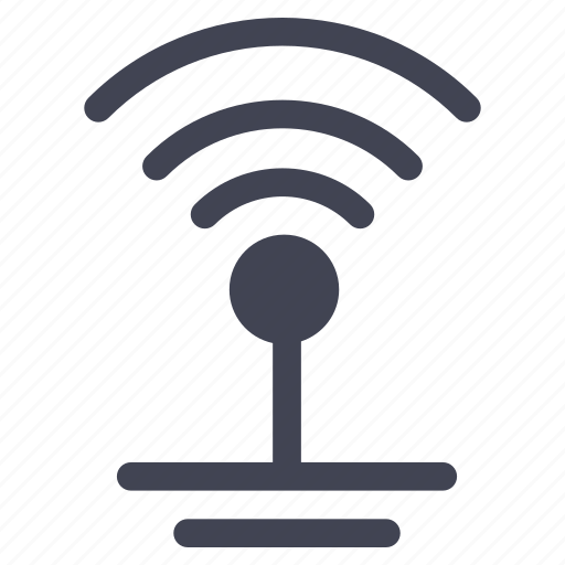elements, internet, street, web, wifi, wireless icon