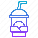 beverage, drink, juice, refreshment, soft icon