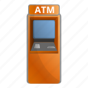 account, atm, credit, machine, security, street