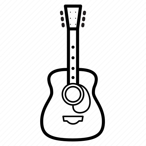 folk, folk song, guitar, music, string instruments icon