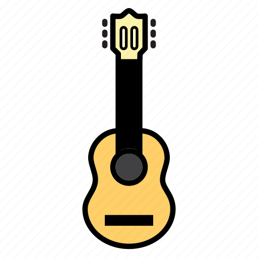 classical, guitar, music, string, string instruments icon