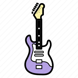 amplifier, electric, guitar, music, rock, sound, string instruments icon