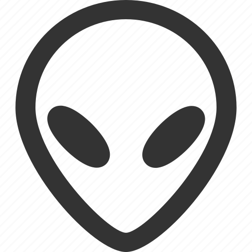 alien, avatar, man, profile, user icon