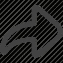 arrow, audio, back, circle, control, forward, media, next, play, previous, up icon