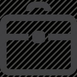 bag, breafcase, bussiness, document, portfolio icon