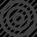 bullseye, goal, target
