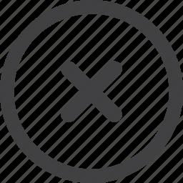 delete, document, garbage, minus icon
