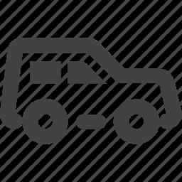 car, shipping, street, traffic, transportation, wheel icon