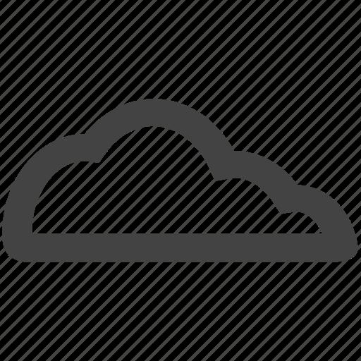 cloud, cloudy, rain, snow, storm, sunny, weather icon