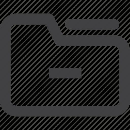 delete, document, file, folder, paper, remove icon