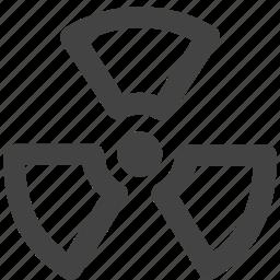 energy, nuclear, power icon