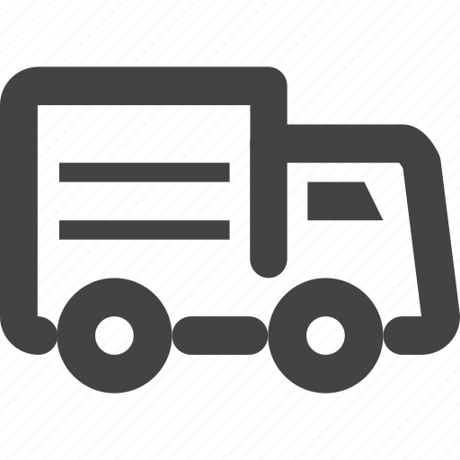 delivery, land vehicle, mode of transport, transport, transportation, travel, truck, vehicle icon