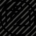 block, camera, photo, photography icon