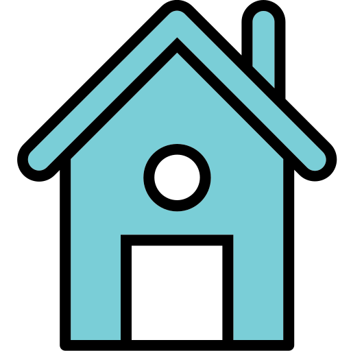back, home, homepage, house, sleep, stay icon