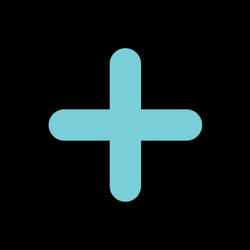 add, circle, cross, increase, plus icon