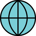earth, global, globe, map, world icon