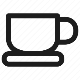 coffee, cup, drink, drinking, water icon
