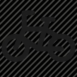 bicycle, bike, transport, transportation, vehicle icon