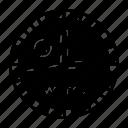 clock, schedule, timer, watch icon