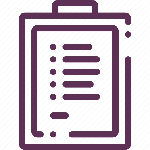 plan, schedule, study icon