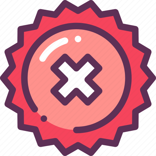 defeat, medal icon