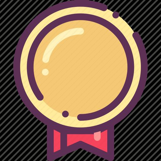 award, medal, win, winner icon