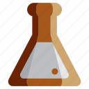 chemistry, education, learning, school, study icon